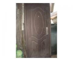 Входная дверь Torex помятая